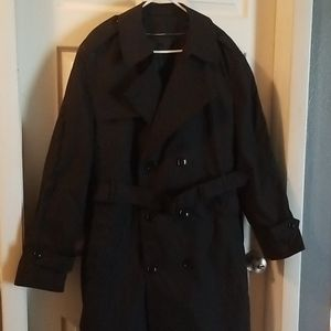 Garrison Collection all weather Trench Coat